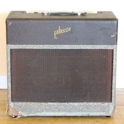 "Gibson GA-77 25-Watt 1x15"" Guitar Combo 1954 - 1958"