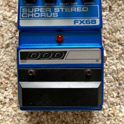 DOD FX68 Super Stereo Chorus for sale