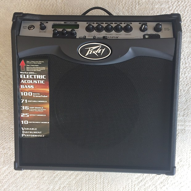 peavey vypyr vip 3 guitar modeling combo amp reverb. Black Bedroom Furniture Sets. Home Design Ideas