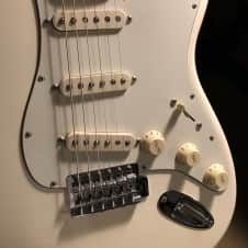 Prewired Klein Pickups Jazzy Cat Stratocaster Pickups PA/AW with Emerson Jack
