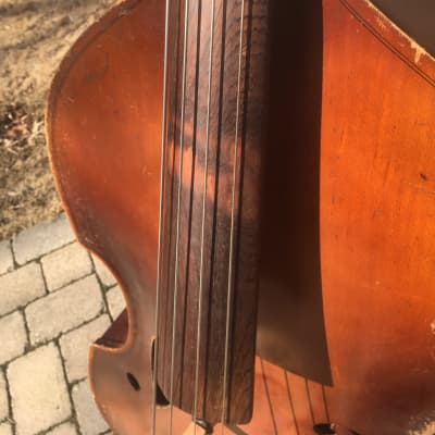 Kay Upright Bass Natural for sale