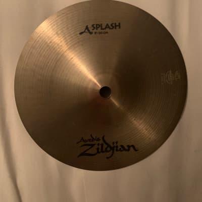 "Zildjian A Fast Splash 8"""