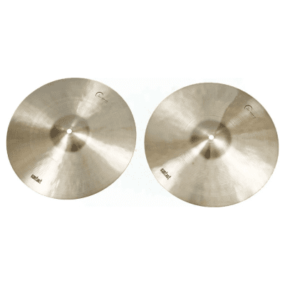 "Dream Cymbals 13"" Contact Series Hi-Hat Cymbals (Pair)"