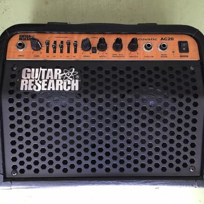 Guitar Research Ac-20 2017 ? Black for sale