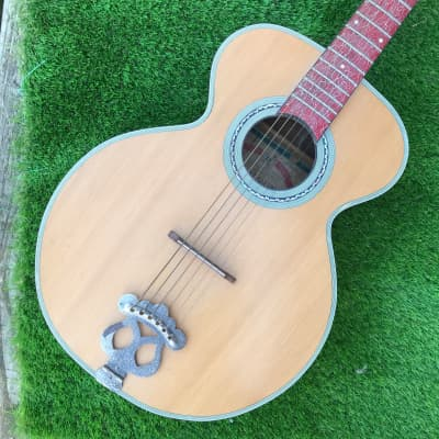 Ibanez  Salvador Vintage Archtop Acoustic Guitar Japan Project for sale