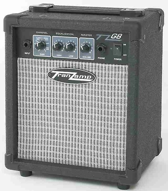 guitar amp genz benz the cool catalog reverb. Black Bedroom Furniture Sets. Home Design Ideas