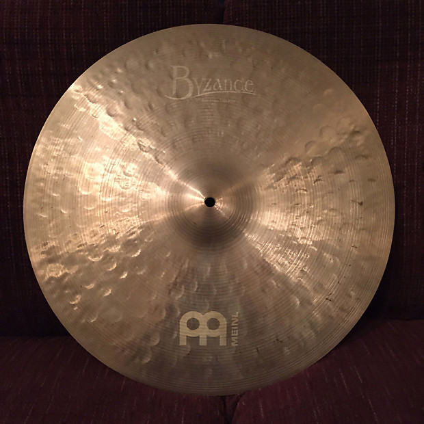 meinl 20 byzance jazz extra thin ride reverb. Black Bedroom Furniture Sets. Home Design Ideas