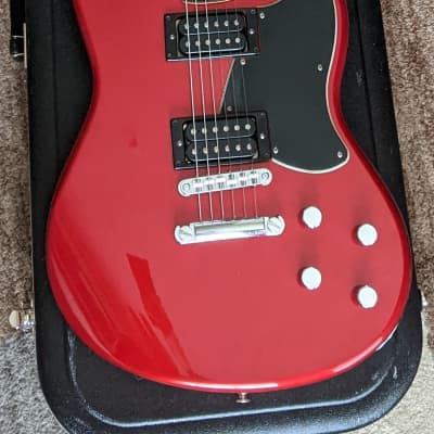 Fender Toronado  2003 Candy Apple Made in Mexico Upgraded for sale