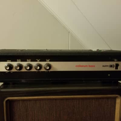 Sunn Coliseum Bass for sale
