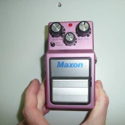 Maxon AD9 Pro Analog Delay Pedal for sale