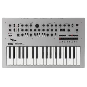 Korg Minilogue Four-Voice Polyphonic Programmable Analog Synth