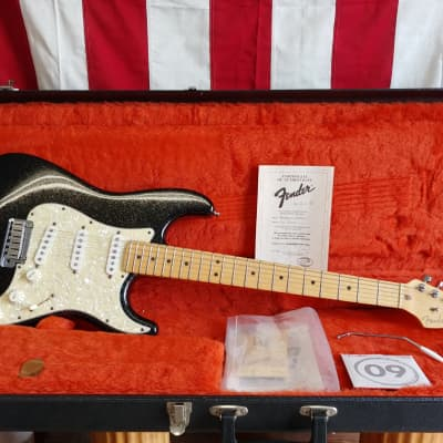 *RARE* 1992 Fender Custom Shop American Classic Stratocaster - Sparkle Holoflake for sale