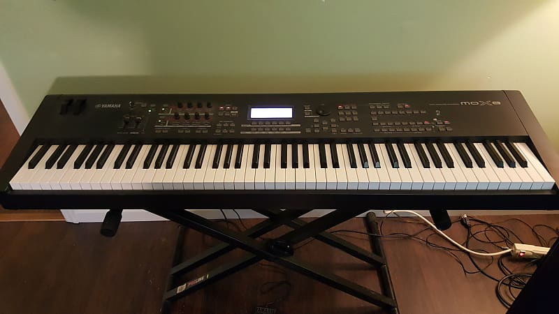 Yamaha MOX8 | Keys For Sale | Reverb