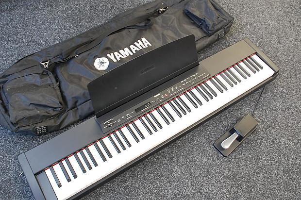 yamaha p90 portable digital piano inc manual gig bag reverb. Black Bedroom Furniture Sets. Home Design Ideas