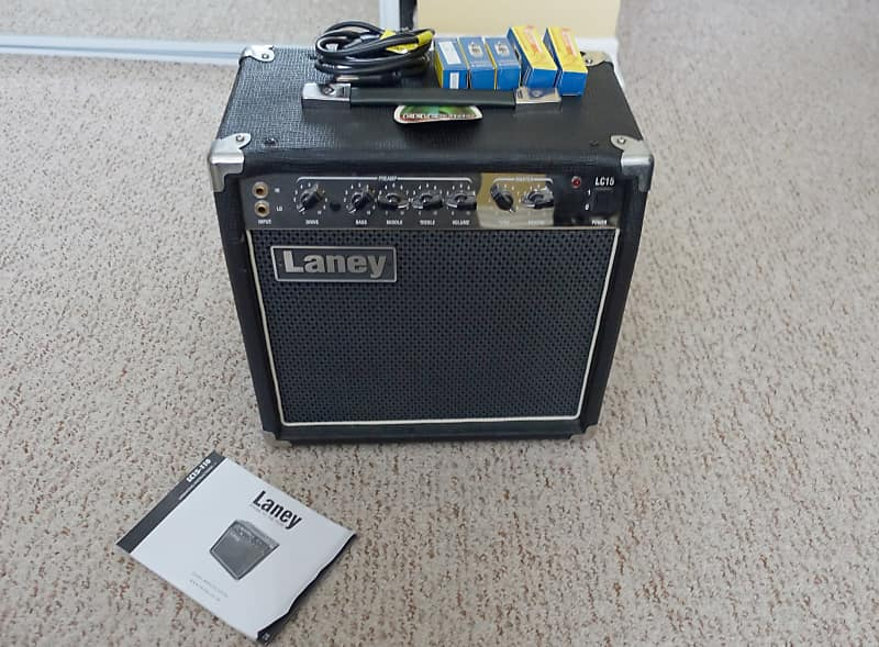 laney lc15 110 1x10 15 watt tube combo guitar amp reverb. Black Bedroom Furniture Sets. Home Design Ideas