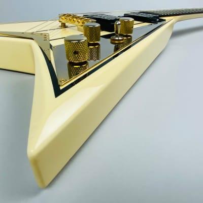 Jackson Randy Rhodes RR-5 -Flying High Again- 2005 White for sale