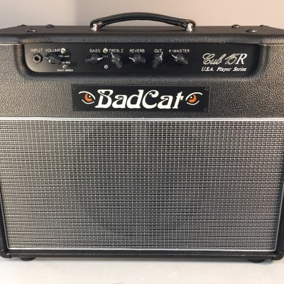 NEW! BadCat Cub 15R Combo Amplifier USA Player Series! for sale