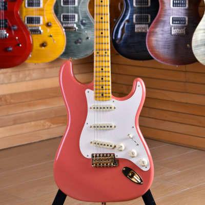 Fender Custom Shop Limited Edition W19 Vintage Custom '57 Stratocaster Journeyman W/CC Maple Neck Fa for sale