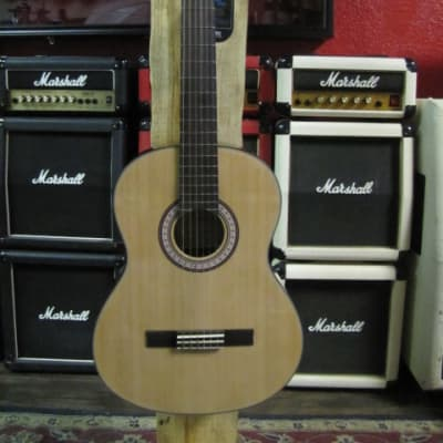 Ventura Classical Acoustic, Thinbody, VWD4NAT, Natural for sale