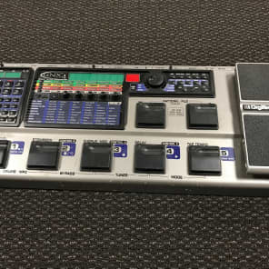 Digitech GNX3 Multi Effects Workstation for sale