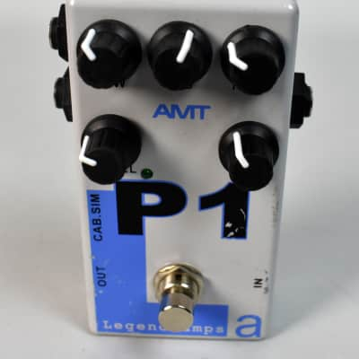 AMT Electronics Legend Amps P1 Electric Guitar Effects Pedal