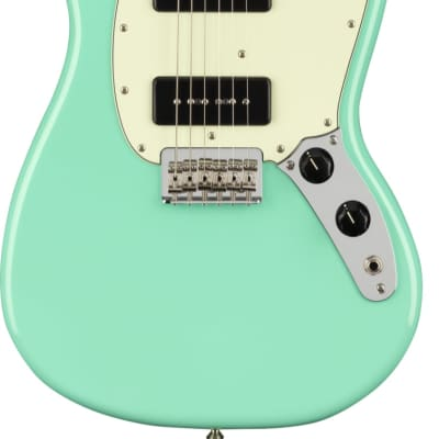 FENDER MUSTANG 90 - PF SEAFOAM GREEN for sale