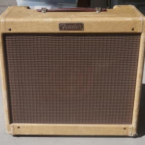 "Fender Princeton 5F2 Narrow Panel 4-Watt 1x8"" Guitar Combo 1956 - 1957"