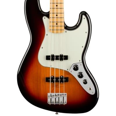NEW Fender Player Jazz Bass - 3-Color Sunburst (534)
