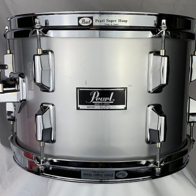 Pearl   80s Maple Shell 8x12 Tom - Silver