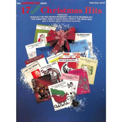 17 Super Christmas Hits - Piano/Vocal/Guitar