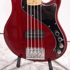 Fender Squier Deluxe Dimension Bass 5 string V