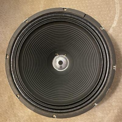 """ROLA Vintage 15"""" 4oHm speaker: Model 014-044213 - 1974"""