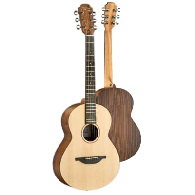 Sheeran by Lowden W02 Acoustic Electric Guitar w/ Gig Bag, Rosewood, Spruce Top for sale