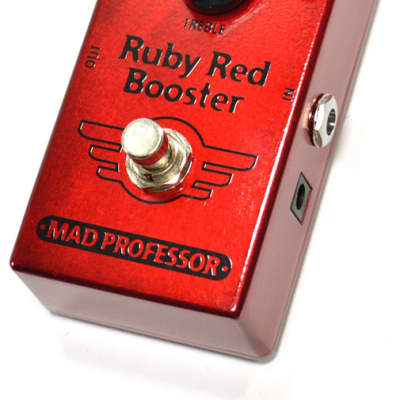 Mad Professor Ruby Red Booster PCB Guitar Effect Pedal for sale