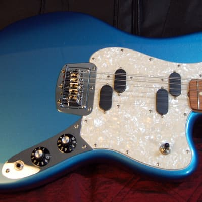 NEW Fender Electric XII Pau Ferro Fingerboard Lake Placid Blue Finish Authorized Dealer Gig Bag RARE for sale