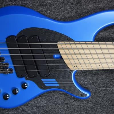 Dingwall NG-3 (6-string), Laguna Blue w/ Maple *On Order ETA=October 2020