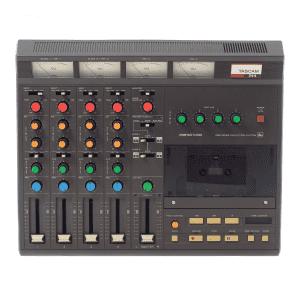 TASCAM 244 Portastudio 4-Track Cassette Recorder