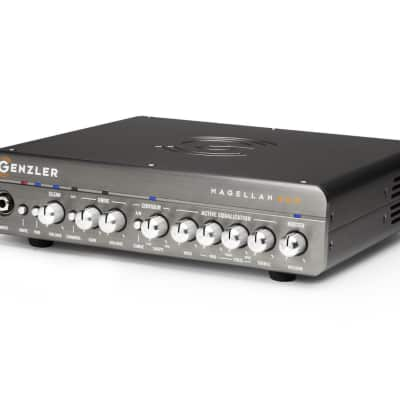 Genzler Amplification Magellan 800 Bass Amp for sale