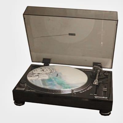Gemini SA-600 direct drive DJ turntable (no pickup) [0063]