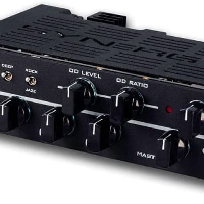 Synergy OS - 2 Channel Guitar Preamp Module - 2 x 12AX7 - Based on Dumble Overdrive Special