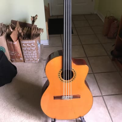 LaBella ABE 100 FC Fretless Acoustic Bass