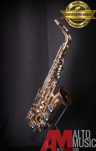 Buy Used Yamaha Alto Sax