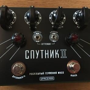 Spaceman Effects Sputnik II
