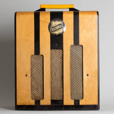 National  Model 500 Tube Amplifier (1942), ser. #3993G. for sale