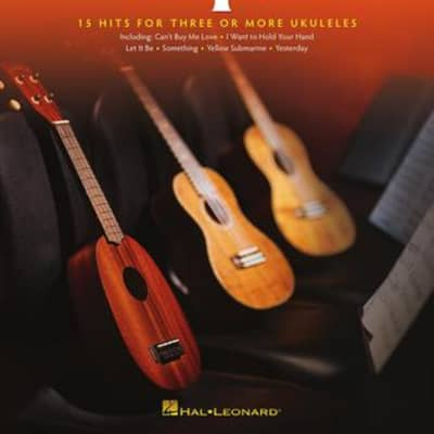 The Beatles - Ukulele Ensemble