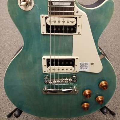 Epiphone - Les Paul Traditional Pro 2 - Ocean Blue for sale