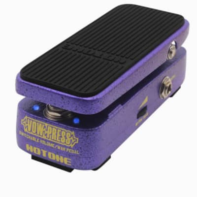Hotone Vow Press Switchable Volume/Wah for sale