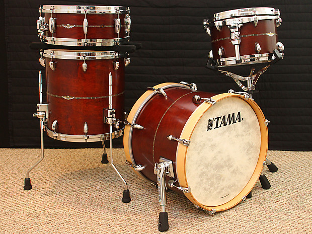 tama star maple bop drum set jazz kit 18 12 reverb. Black Bedroom Furniture Sets. Home Design Ideas