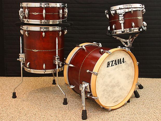 Tama Star Maple Bop Drum Set Jazz Kit 18 Quot 12 Quot Reverb