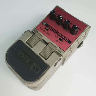 Line 6 Crunchtone Distortion Guitar Effects Pedal